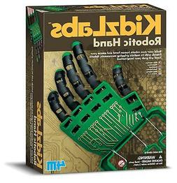 TOYSMITH 4M 3774 Build Robotic Hand DIY Kit Toy Craft Scienc