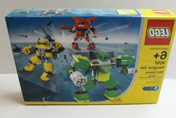 Lego 4097 Designer Set Mini Robots   219 pieces