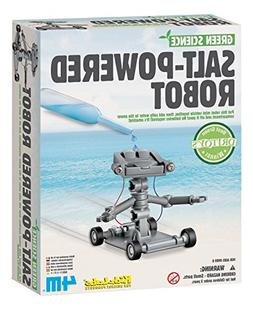 4M Salt Water Powered Robot Kit