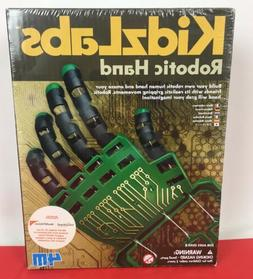 4M Robotic Hand Do It Yourself Scientific Science Fair Proje