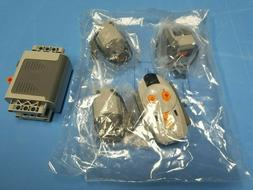LEGO 5pc Power Functions : 88003 X 2 8885 8884 8881 SET robo
