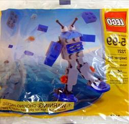 LEGO 7221 Designer Robots Polybag Set from 2003 Brand NEW &