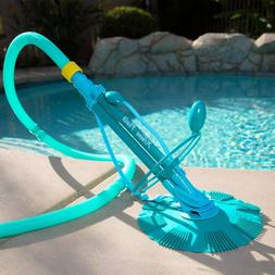 XtremepowerUS 75037 Climb Wall Pool Cleaner Automatic Suctio