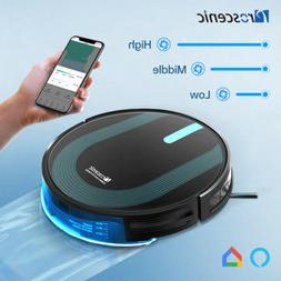Proscenic Alexa automatic vacuum cleaner Robot Carpet Wet Mo