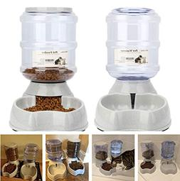 Blessed family Cat Water Fountain,Automatic Cat Feeder,Dog W