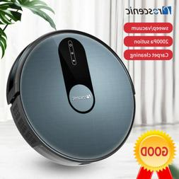 alexa robotic vacuum cleaner robot floor carpet