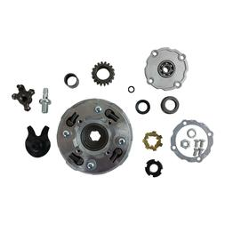 ATV CLUTCH ASSEMBLY SEMI AUTOMATIC ENGINE ONLY 110 125cc CHI