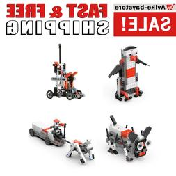 Best Christmas Gift Lego Puzzle Robot Kit Toys for Kids Age