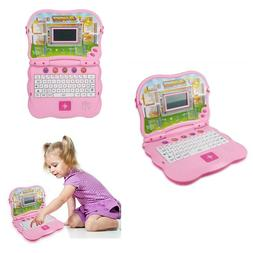 Children Laptop Bilingual Advanced Learning English And Span