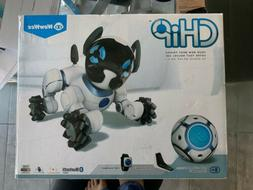 CHIP INTERACTIVE ROBOTIC DOG PUPPY WOWWEE NEW IN BOX FACTORY