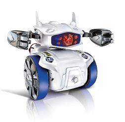 Clementoni Technologic Programmable Cyber Robot with Interch
