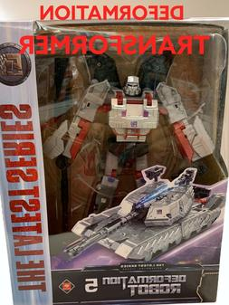 deformation transformers robot toy robot to truck