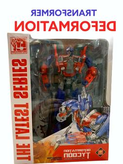 DEFORMATION TRANSFORMERS ROBOT TOY. ROBOT TO TRUCK