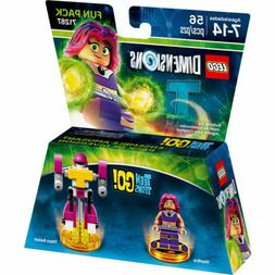 LEGO Dimensions Teen Titans Go! Fun Pack 71287 Starfire and