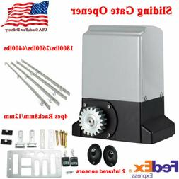 Electric Sliding Gate Opener, AC Motor Automatic Gate 2 Remo