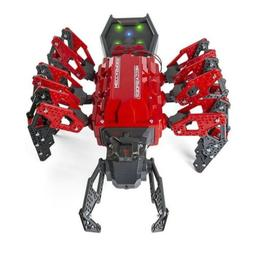 Meccano-Erector – MeccaSpider Robotic Programmable Toy wit