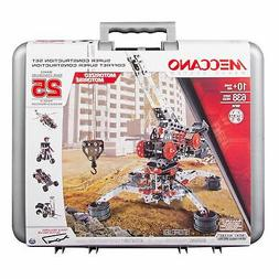 Erector Super Construction Building Set 25 In 1 638 Parts Ki