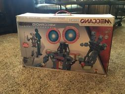 Meccano Meccanoid G15 KS 4' Personal Robot, New Other