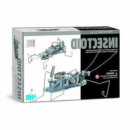 Insectoid Robot Science Kit by 4M Kidzlabs Toysmith