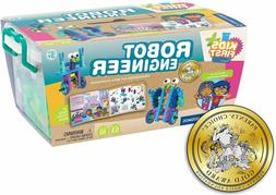 Kids First Robot Engineer Kit and Storybook