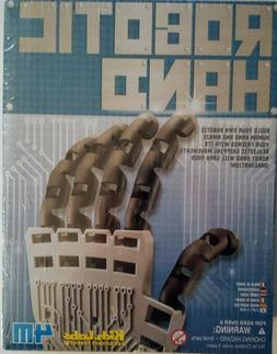 4M Kidz Labs - Build Your Own Toy Robotic Hand Kit - NEW