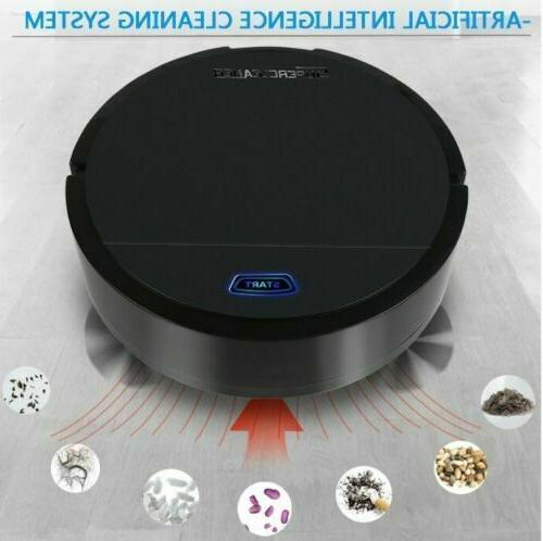 3 IN 1 Robot Vacuum Cleaner Auto Cleaning Sweeper US