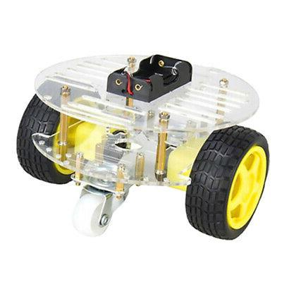 Easy to Install and Multi-functional Robot DIY Robot Making Kit