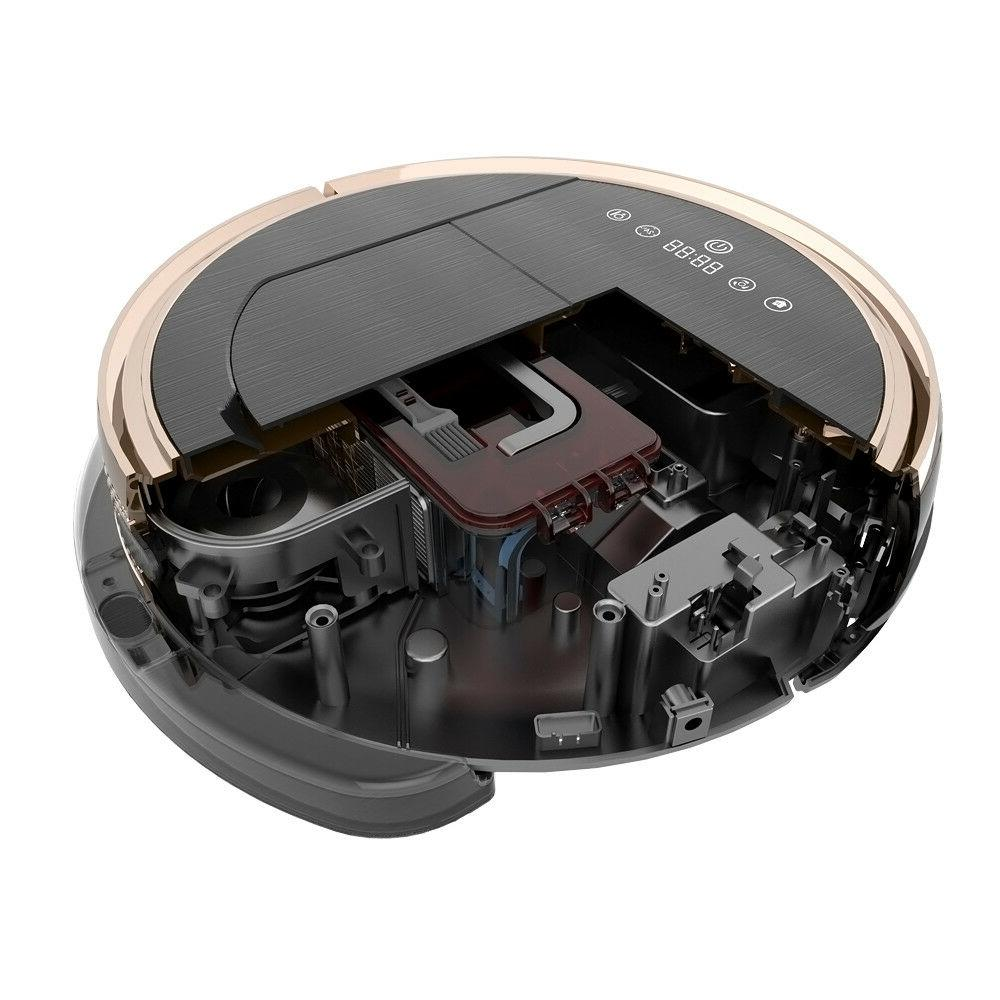 Proscenic vacuum cleaner Mopping Navigation