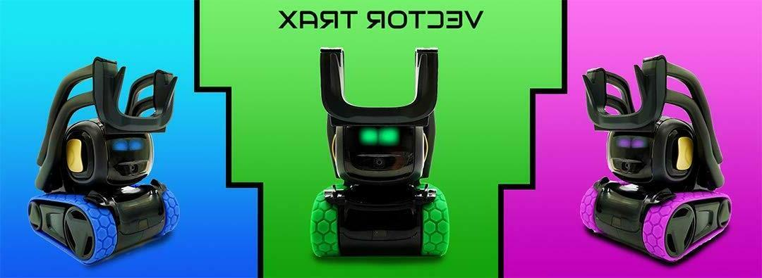 Anki Trax Pack Toy Robot Vector