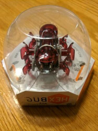 ant micro robotic creatures bug ant red