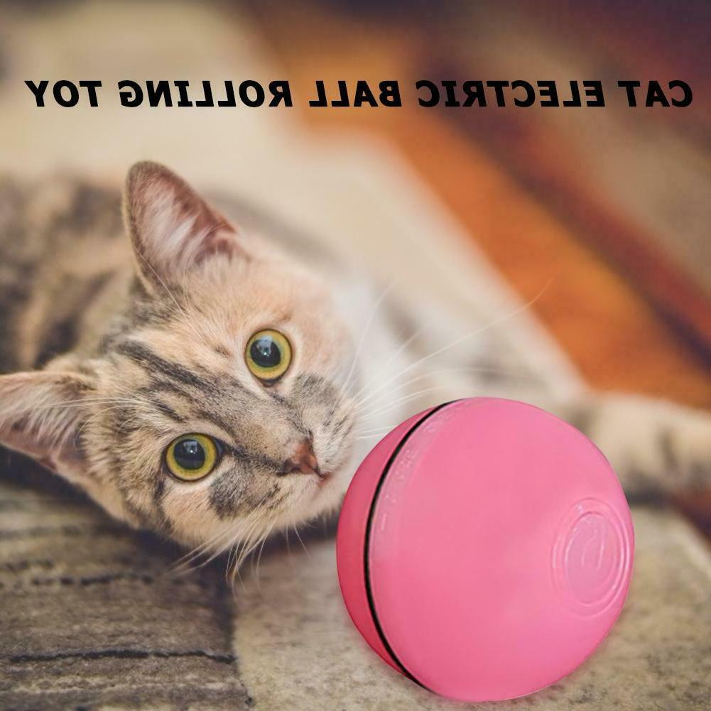 Automatic Laser Rechargeable Cat Toy WF