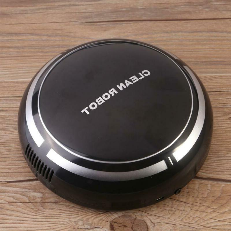 Dilwe Automatic Robot Vacuum Cleaner - Auto Home Sweeping Cl