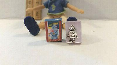 Barbie 1:6 Dollhouse Robot and