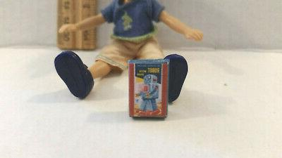 Dollhouse Toy Robot and