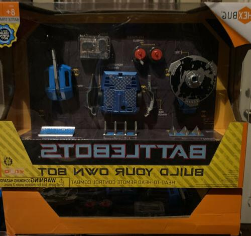 battlebots build your own bot head to