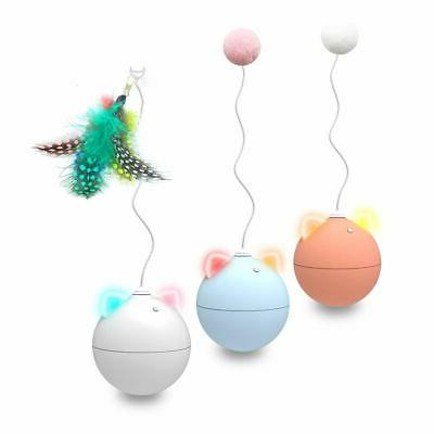 cat toys interactive ball automatic rolling ball