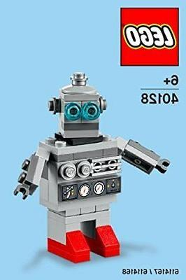 constructibles toy robot mini model parts