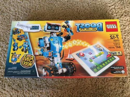 Lego Boost Toolbox Open Box SEALED