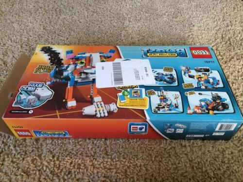 Lego Boost Creative Toolbox 17101 Building Coding Open NEW SEALED BAG