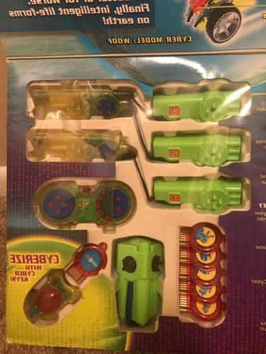 Cyber Knex Kit A Box With NEVER OPENED