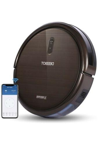 deebot n79s robot vacuum cleaner with max