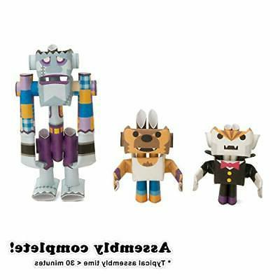 PIPEROID & Franky Paper Robot
