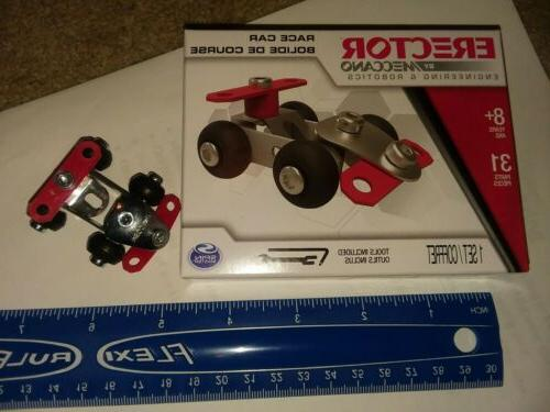 Erector Engineering & Car.Pack of 31 yrs