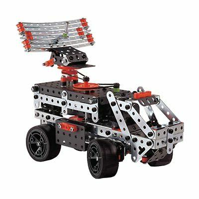 Meccano Erector Super Construction 25-in-1 Building Parts for Ages