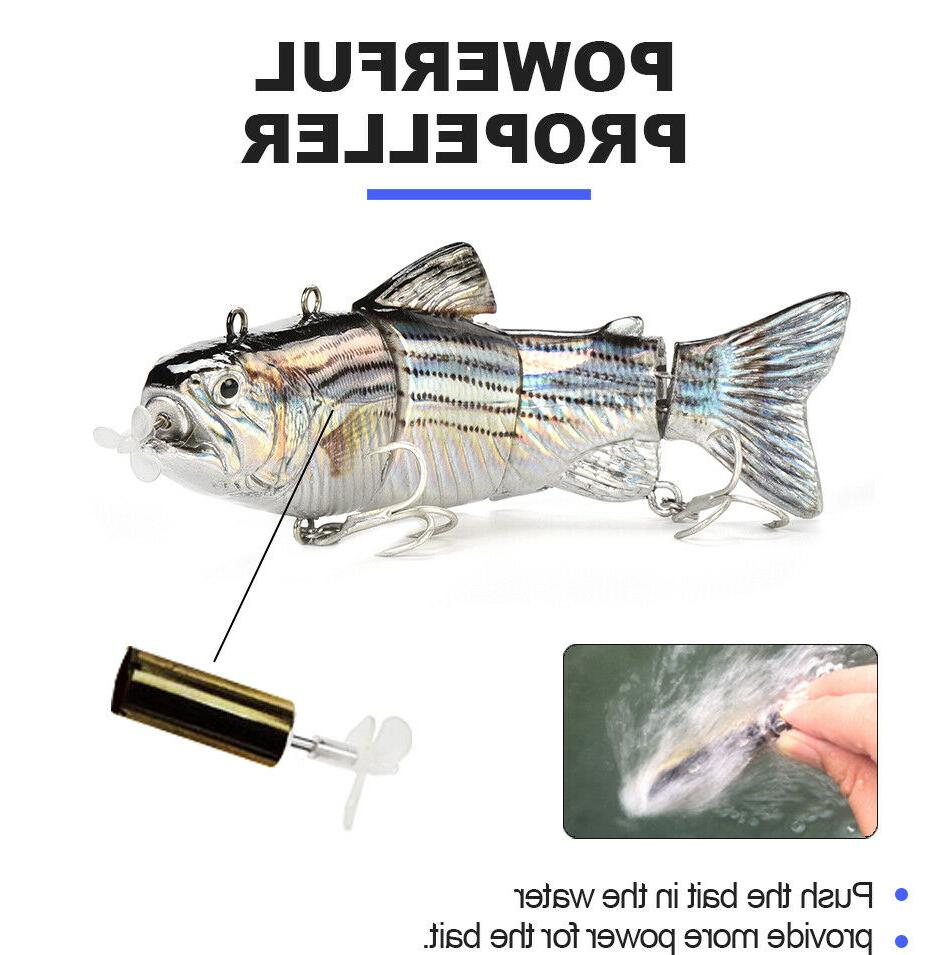 Fishing Lures Electric Bait For