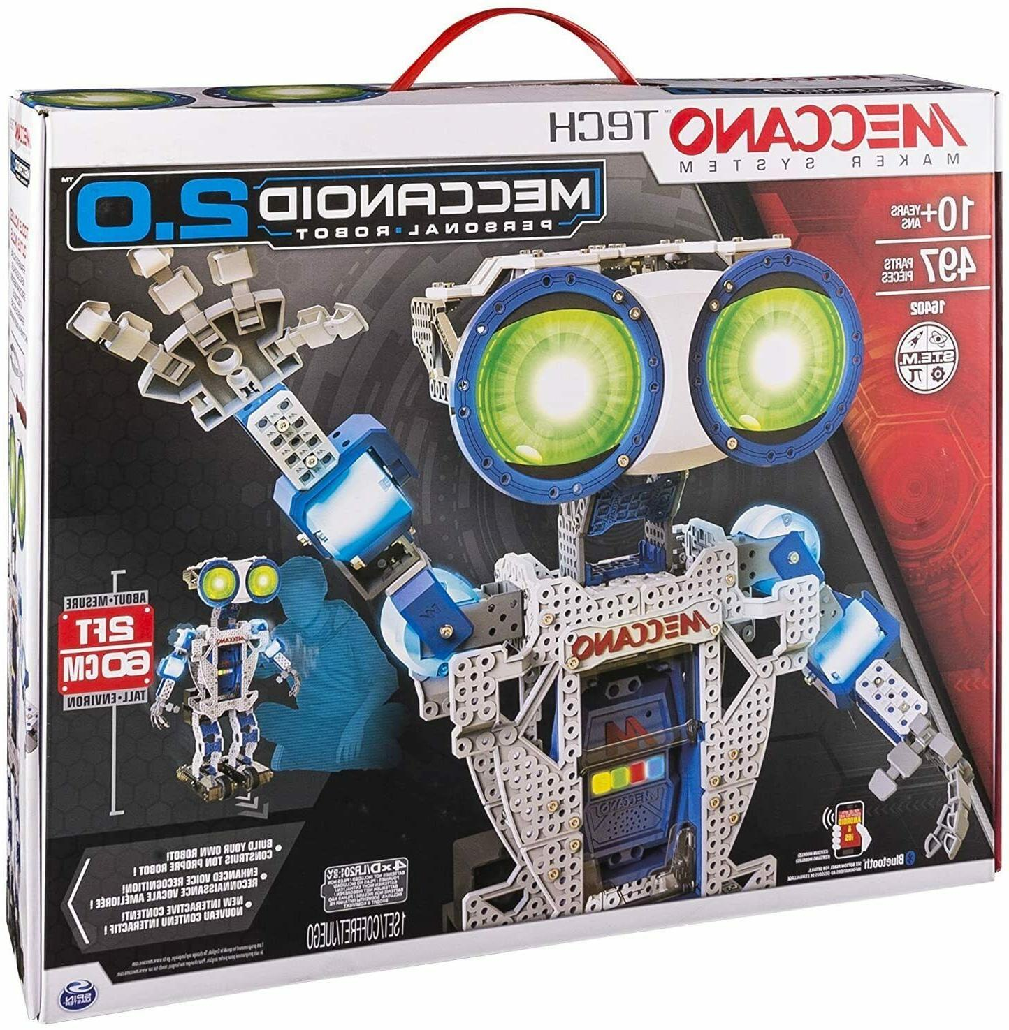 id 2 0 personal robot 16402 new