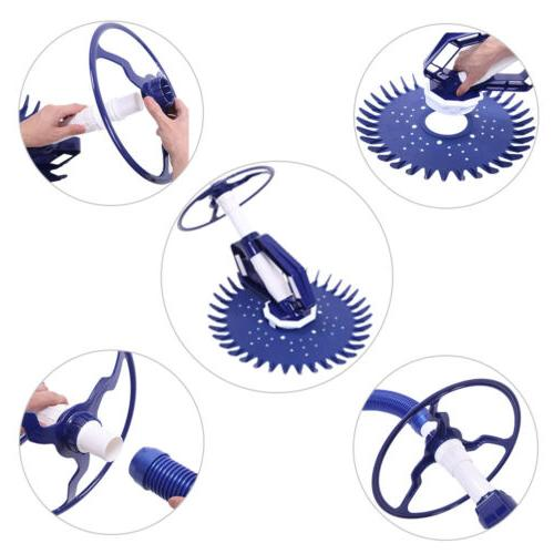 Inground Above Swimming Pool Cleaner Vacuum Hose Set