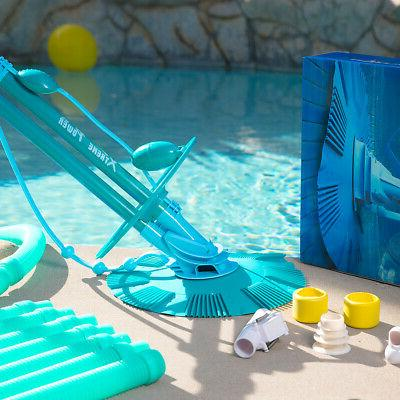 XtremepowerUS Suction Swimming Pool Set