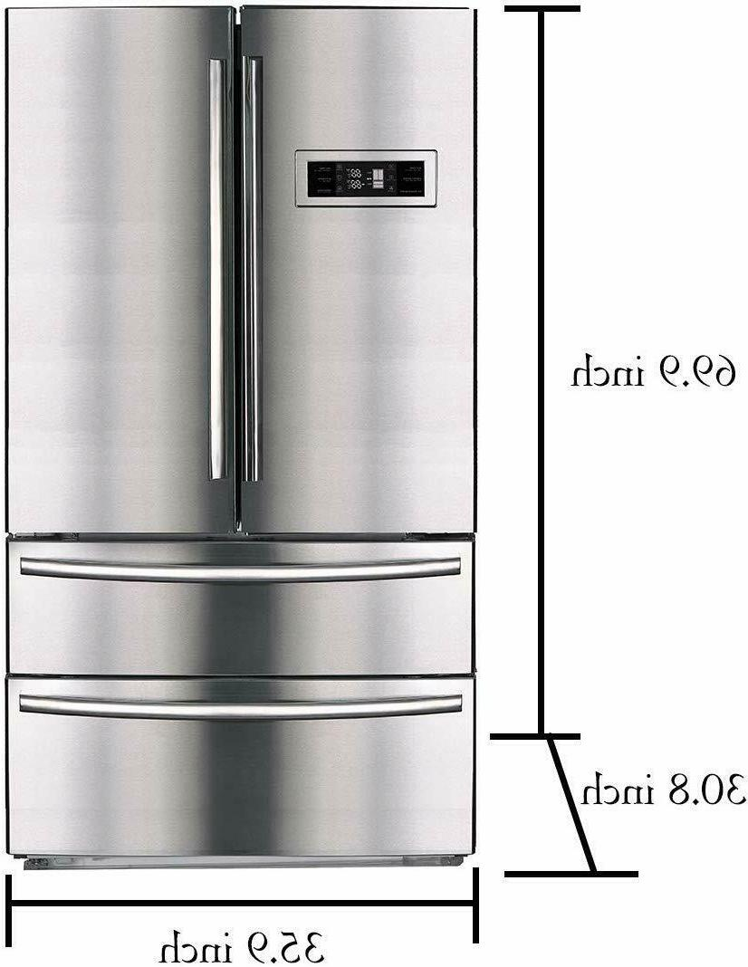 Kitchen Ice-maker Inch with Depth French