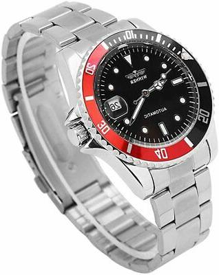 Male Analog Mechanical with Stainless Steel H